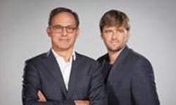 Marc Vaillaud et Didier Moulin, Co-gérants de PowerVote