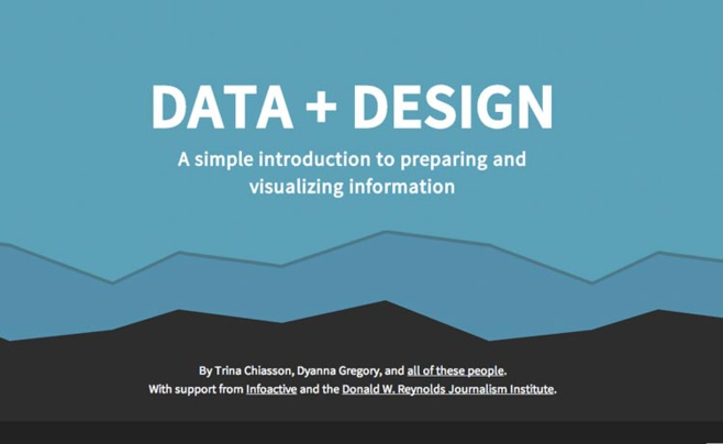 Participez à la version française du livre Data + Design