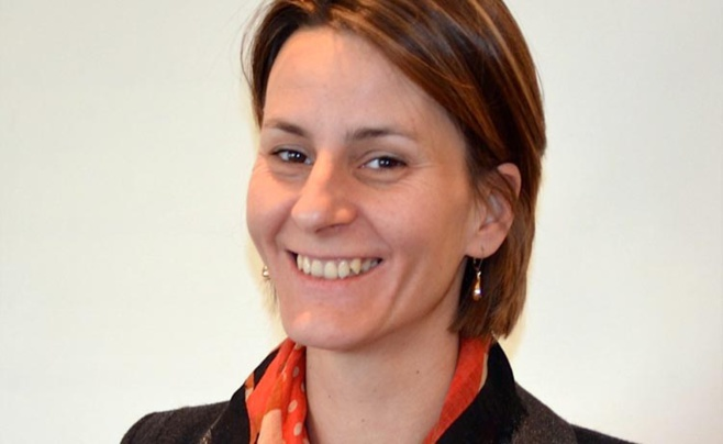 Annie Chailan, Chef de marché Santé de Wooxo, expert français de la sécurisation et de l'exploitation de données informatiques professionnelles.