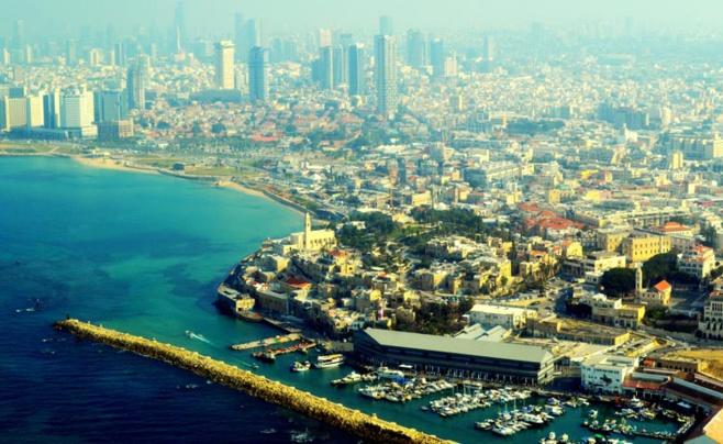 Tel Aviv, siège social et centre de développement de Sisense