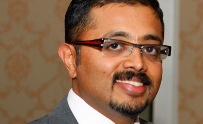 Karthik Krishnamurthy, Global Business Leader for Enterprise Information Management, Cognizant