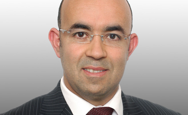 Mohamed El Barkani, Senior Sales Engineer chez Digital Realty