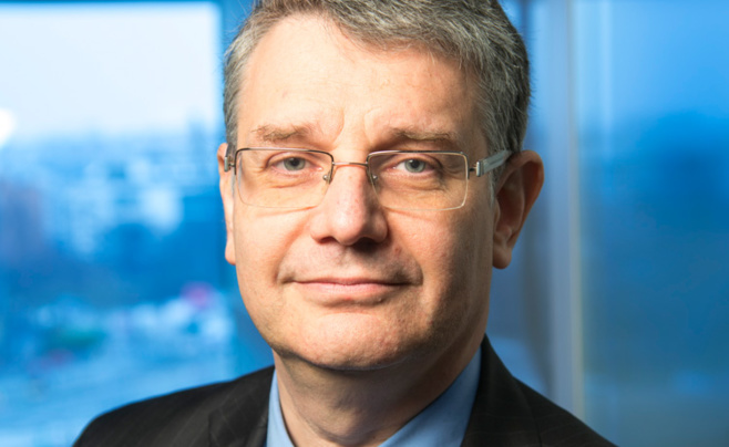 Didier Kirszenberg,  Responsable des architectures Massive Data chez HP France
