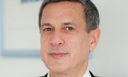 Christian Hiller, président d'EMC France