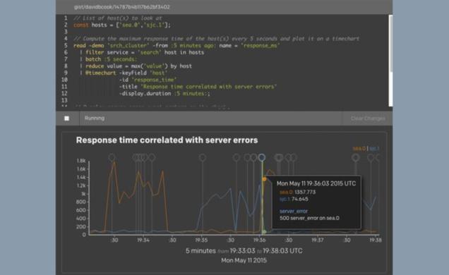 Jut dévoile un nouvel outil de collecte et d'analyse de données en temps réel