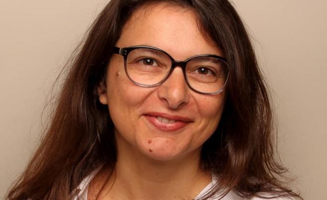 Aline Saponara, Sales Manager Kodak Alaris, Information Management - France