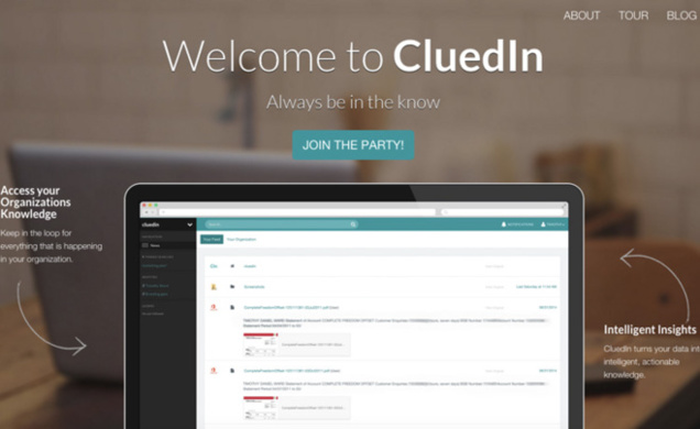 A suivre : CluedIn