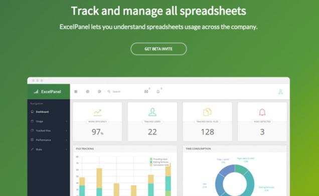 A suivre : ExcelPanel pour suivre l'usage de vos feuilles Excel