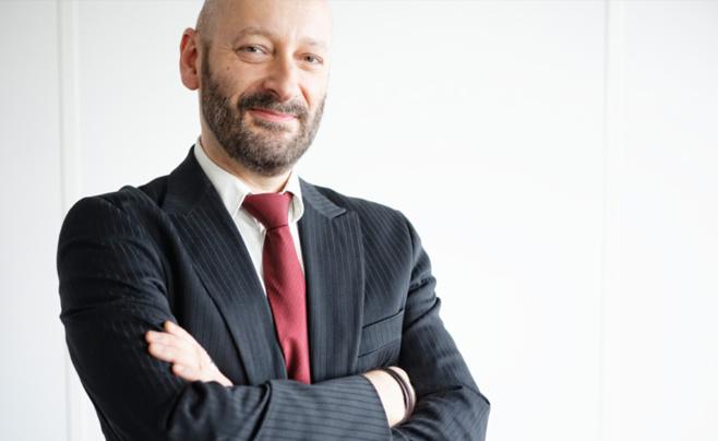Olivier Lebret, Responsable de l'offre analytique, Dell France