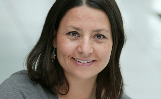 Angelica REYES, Directrice Marketing Qlik France