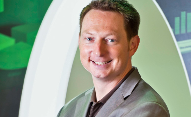 Florian Malecki, Directeur Marketing Produits International, Dell Network Security