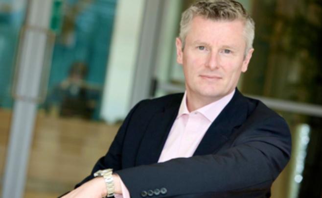 Adrian Carr, vice président de MarkLogic