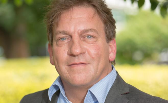 Vincent Harmsen, Vice Président des ventes Europe du Nord et de l'Ouest d'Informatica