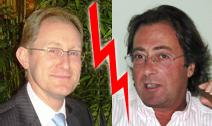 Fabrice ROUX (à gauche) / Paul LANDUCCI (à droite)