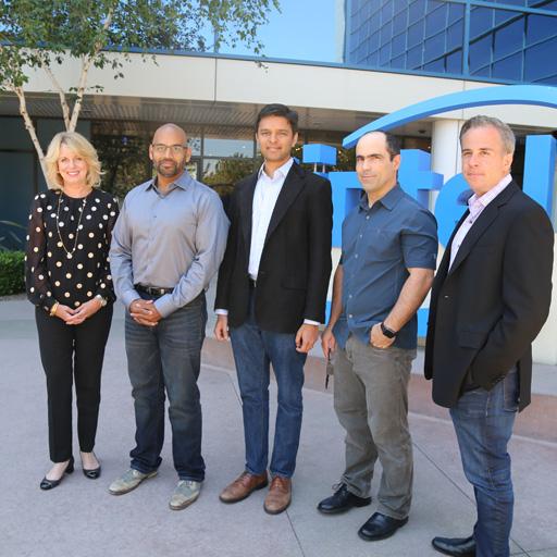 L'équipe de Nervana chez Intel