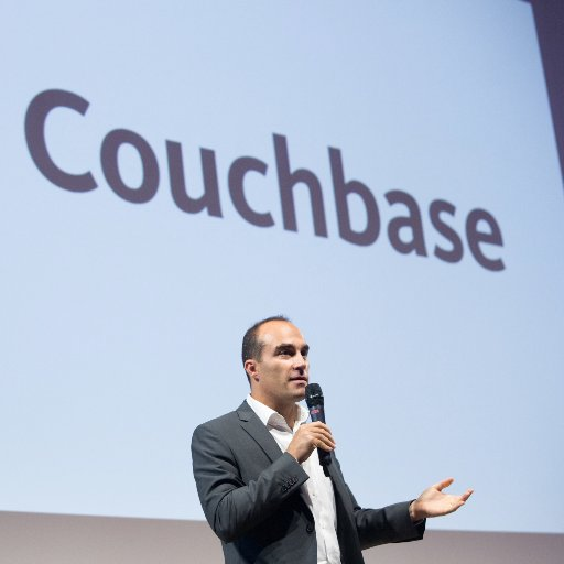 Vincent Gonnot, Directeur Europe du Sud, Couchbase