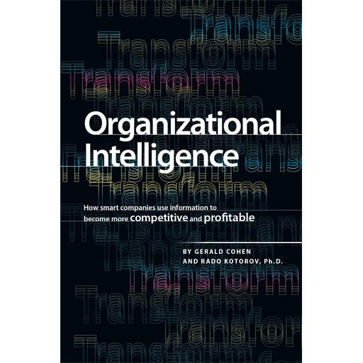Information Builders annonce la publication de son nouveau livre « Organizational Intelligence »