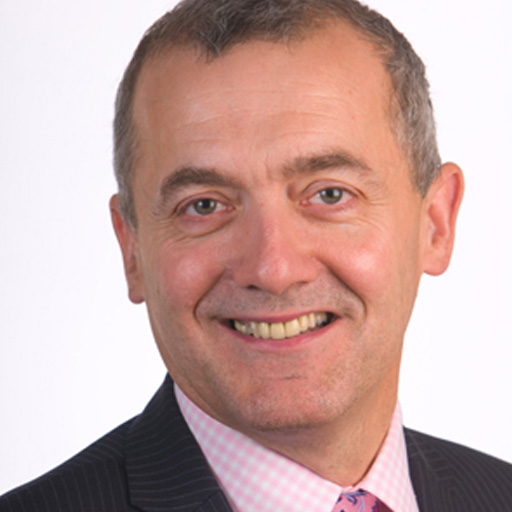 Keith Tilley, Vice-Président exécutif Sungard AS