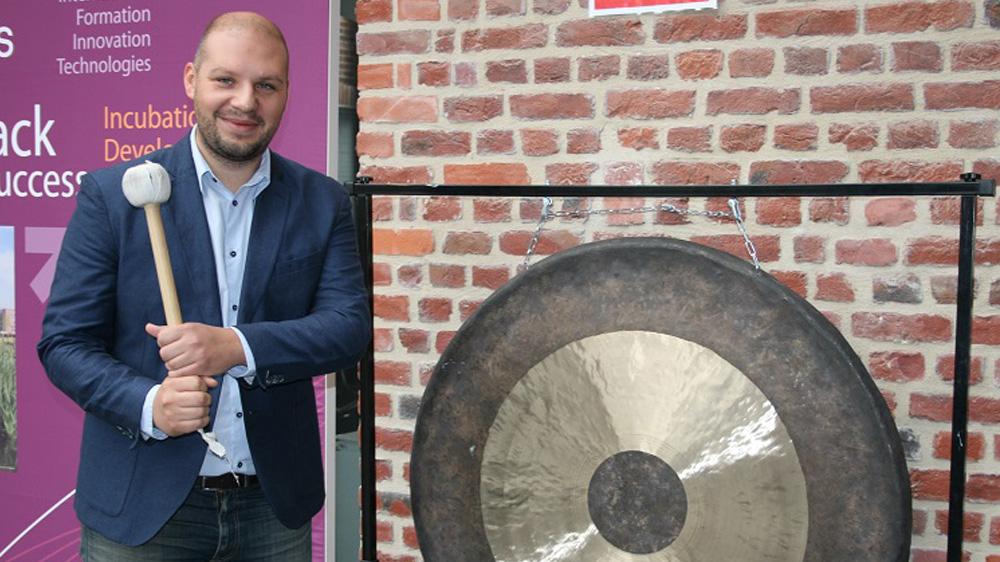 Julien Decroix à Euratechnologies