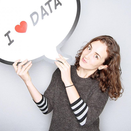 Jade Le Van, Senior Data Artist, Tableau Public, Tableau
