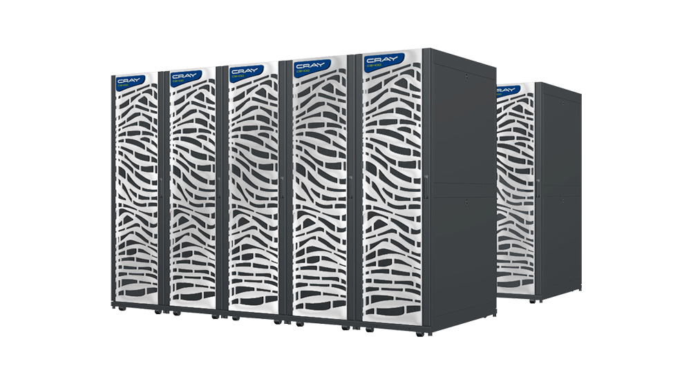 Cray offre l'IA clé en main avec ses deux nouveaux supercalculateurs cluster accélérés Cray CS-Storm