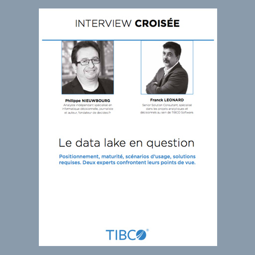 [Promotion] Livre blanc TIBCO : Le Data Lake en questions