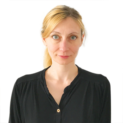 Elise Iochum , juriste chez Versusmind