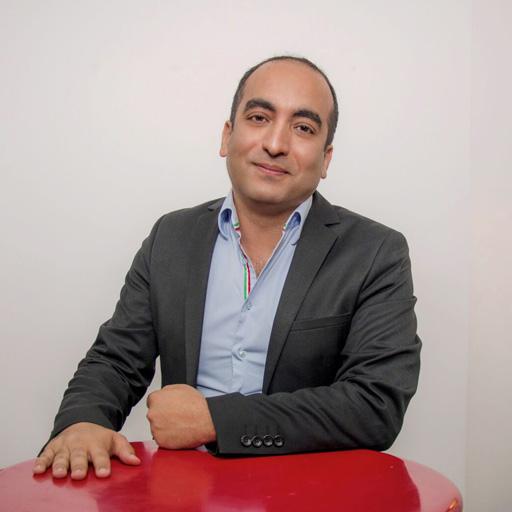 Karim Jouini, CEO et Fondateur d'Expensya