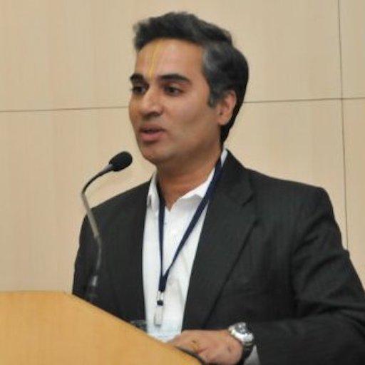 Dr. N.R. Srinivasa Raghavan, Chef de l'équipe Data Sciences chez Infosys