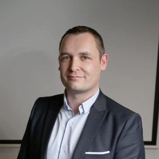 Laurent Benoît, Manager Sécurité chez Avanade France