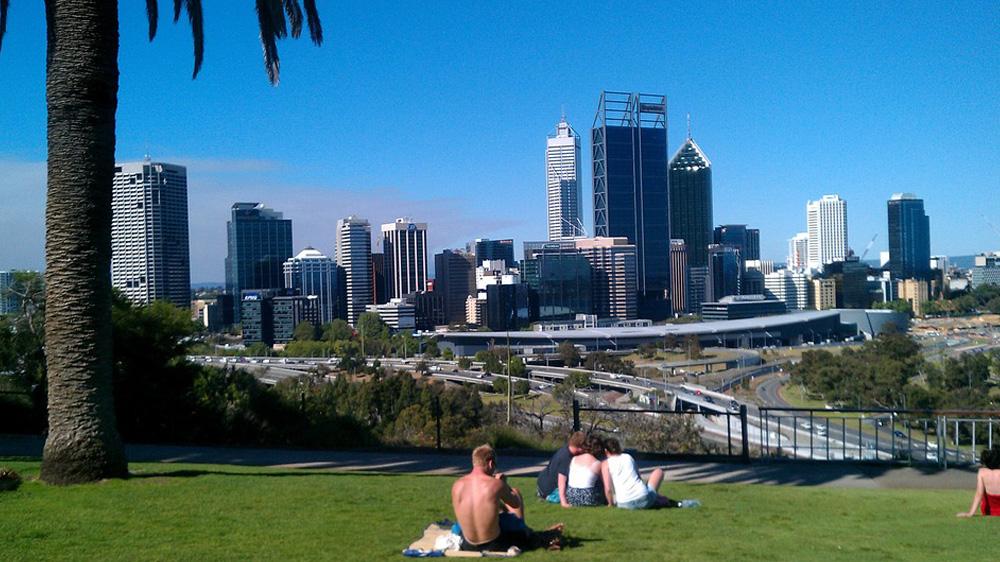 Le meilleur endroit au monde : D'après SAS Analytics, le paradis est à West Perth
