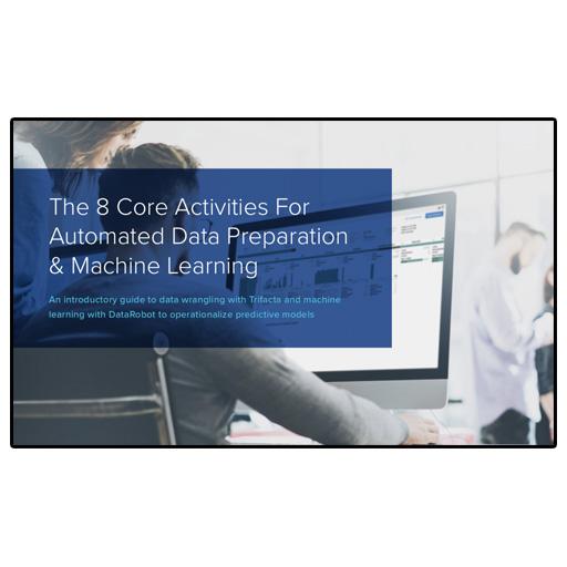 [Promotion] Recevez le livre blanc Trifacta sur le machine learning utilisé pour la préparation des données