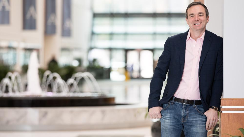 Mike Capone, CEO de Qlik