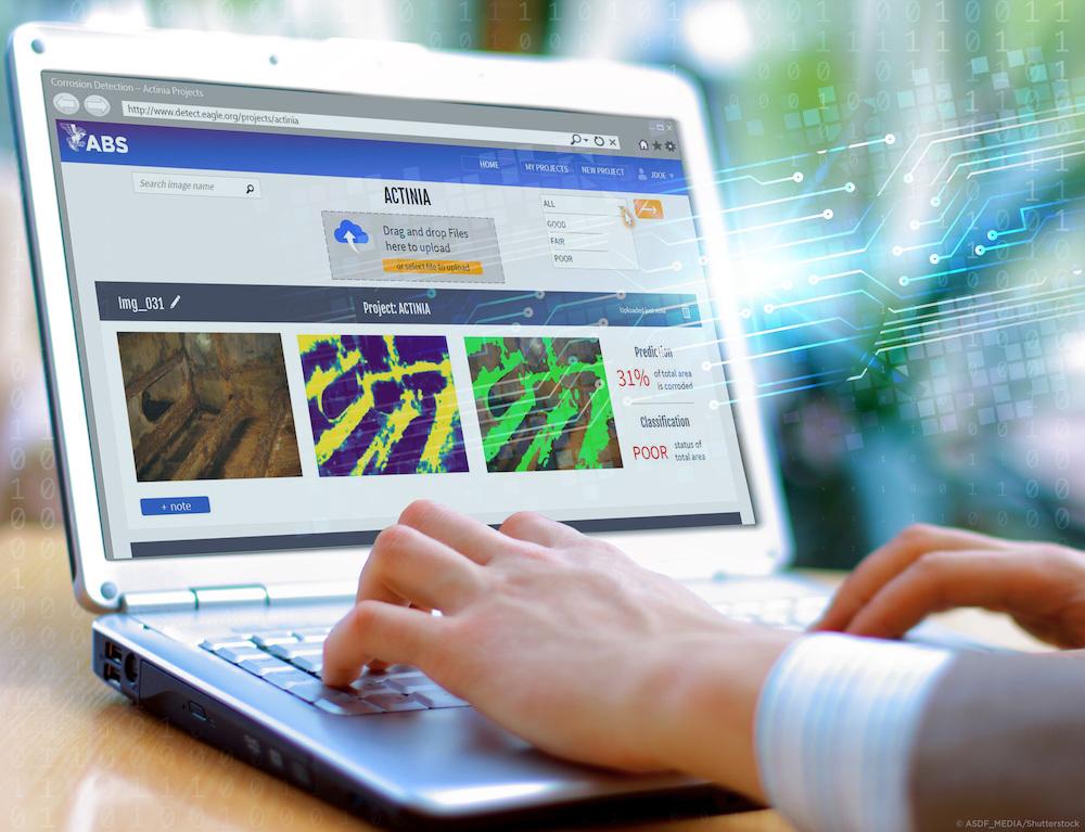 ABS, Google Cloud et SoftServe s'associent pour démontrer la faisabilité de la détection de la corrosion basée sur l'IA