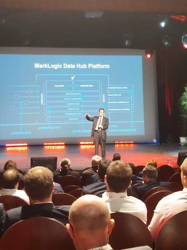 MarkLogic 360 Paris, une journée dédiée au retour d'expériences avec le Data Hub de MarkLogic
