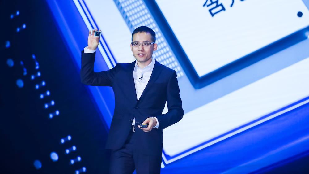Alibaba dévoile une puce IA pour améliorer la puissance du Cloud Computing