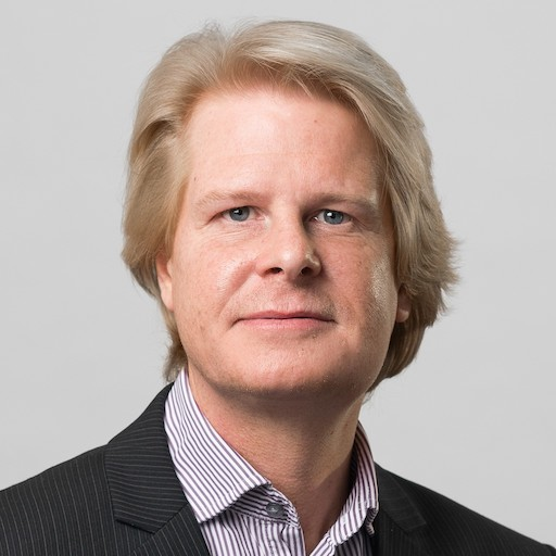 Rob Davis, Responsable des contenus chez Sharp Europe