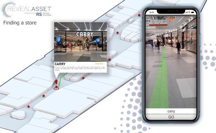 Grâce à l'intelligence artificielle, Reveal Systems révolutionne la navigation dans les centres commerciaux