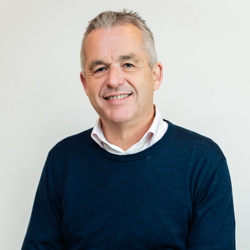 Martin Darling, Directeur régional EMEA, TigerGraph