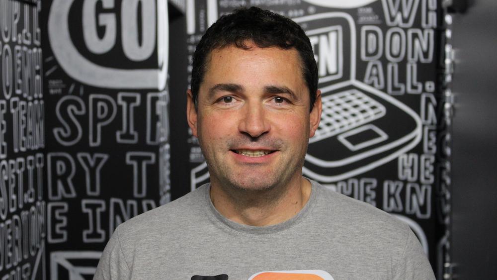 Manuel Davy, CEO de Vekia