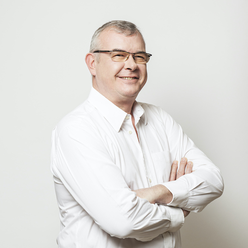 Bertrand Augé, CEO de Kleverware