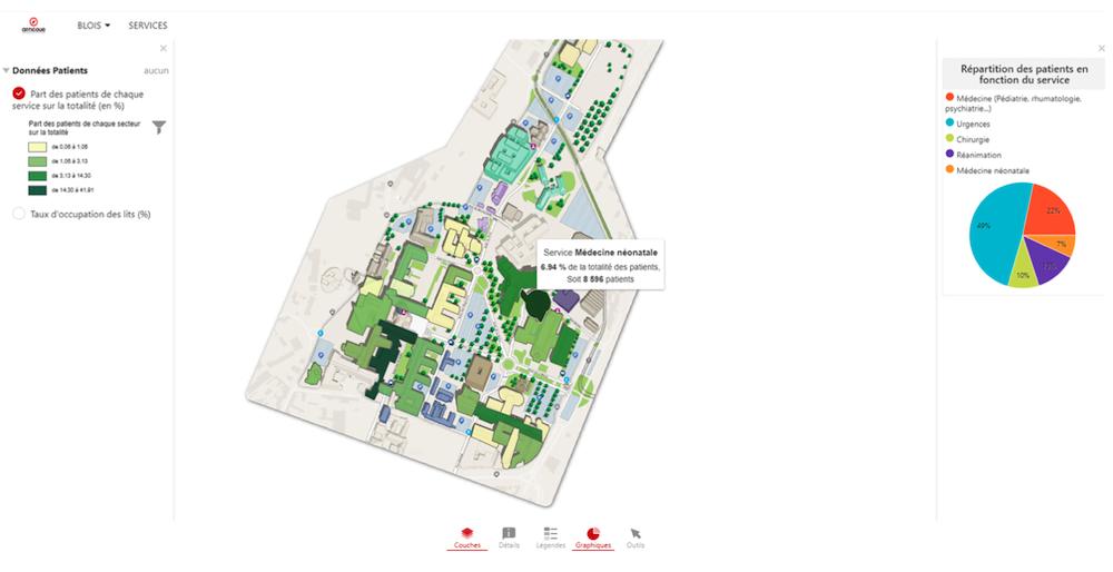 Articque, éditeur de logiciels géo-décisionnels, lève 2 M€ au service de l'intelligence statistique cartographiée