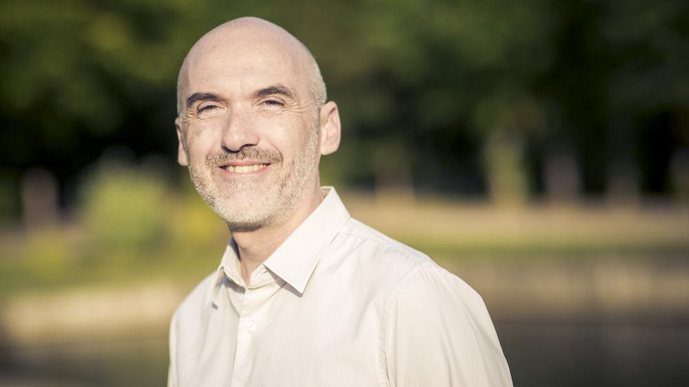 Jean-Marc Lazard, fondateur de OpenDataSoft