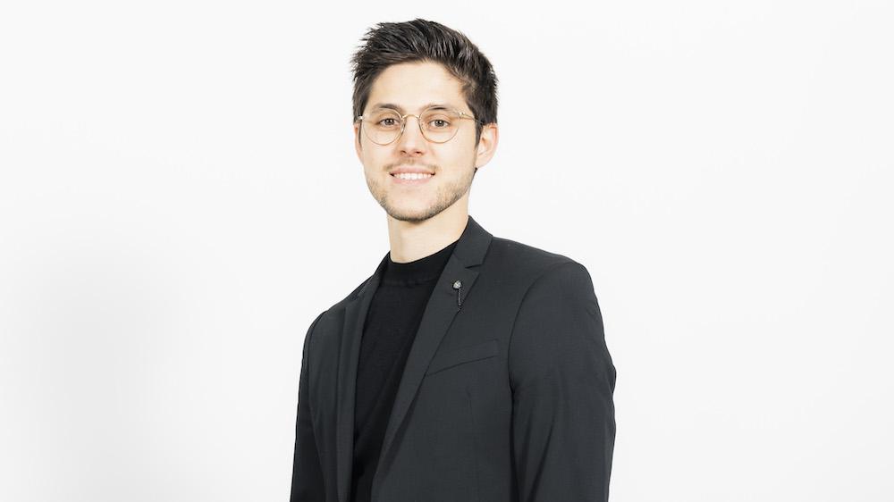 Guillaume Gombert, directeur de projets stratégiques chez FaberNovel