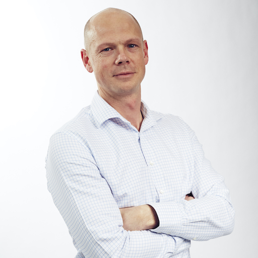 Sébastien Wisznewski, spécialiste des solutions analytiques chez Zebra