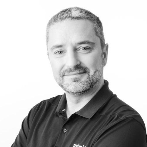 Stéphane Estevez, EMEA Product Marketing Director chez Splunk