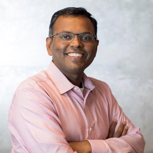 Swami Sivasubramanian, vice-président d'Amazon Machine Learning chez Amazon Web Services
