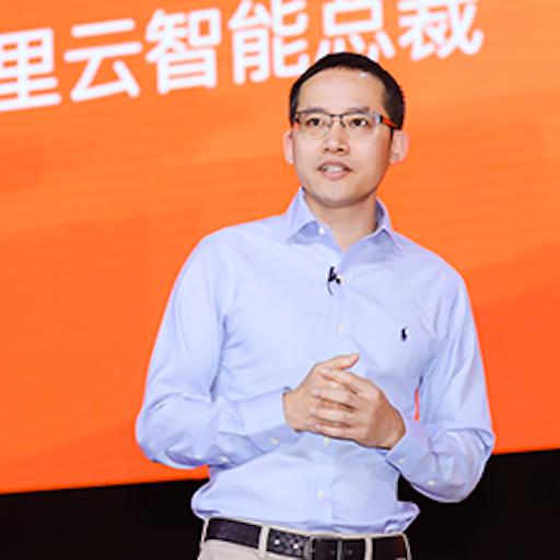 Jeff Zhang, directeur de l'Alibaba DAMO Academy et président d'Alibaba Cloud Intelligence