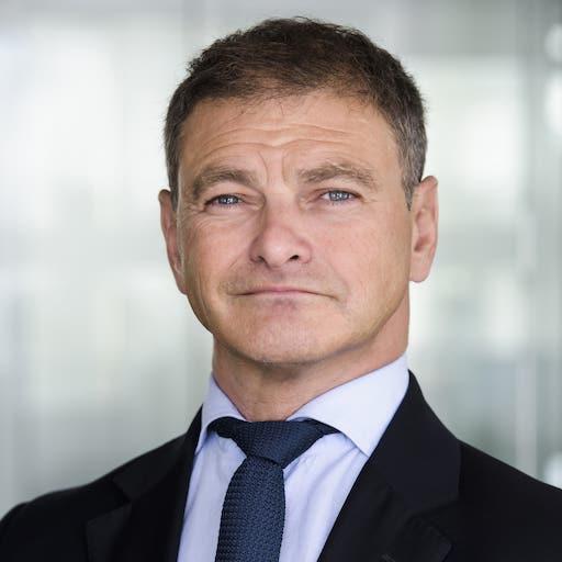 Stéphane Roder, fondateur d'AI Builders
