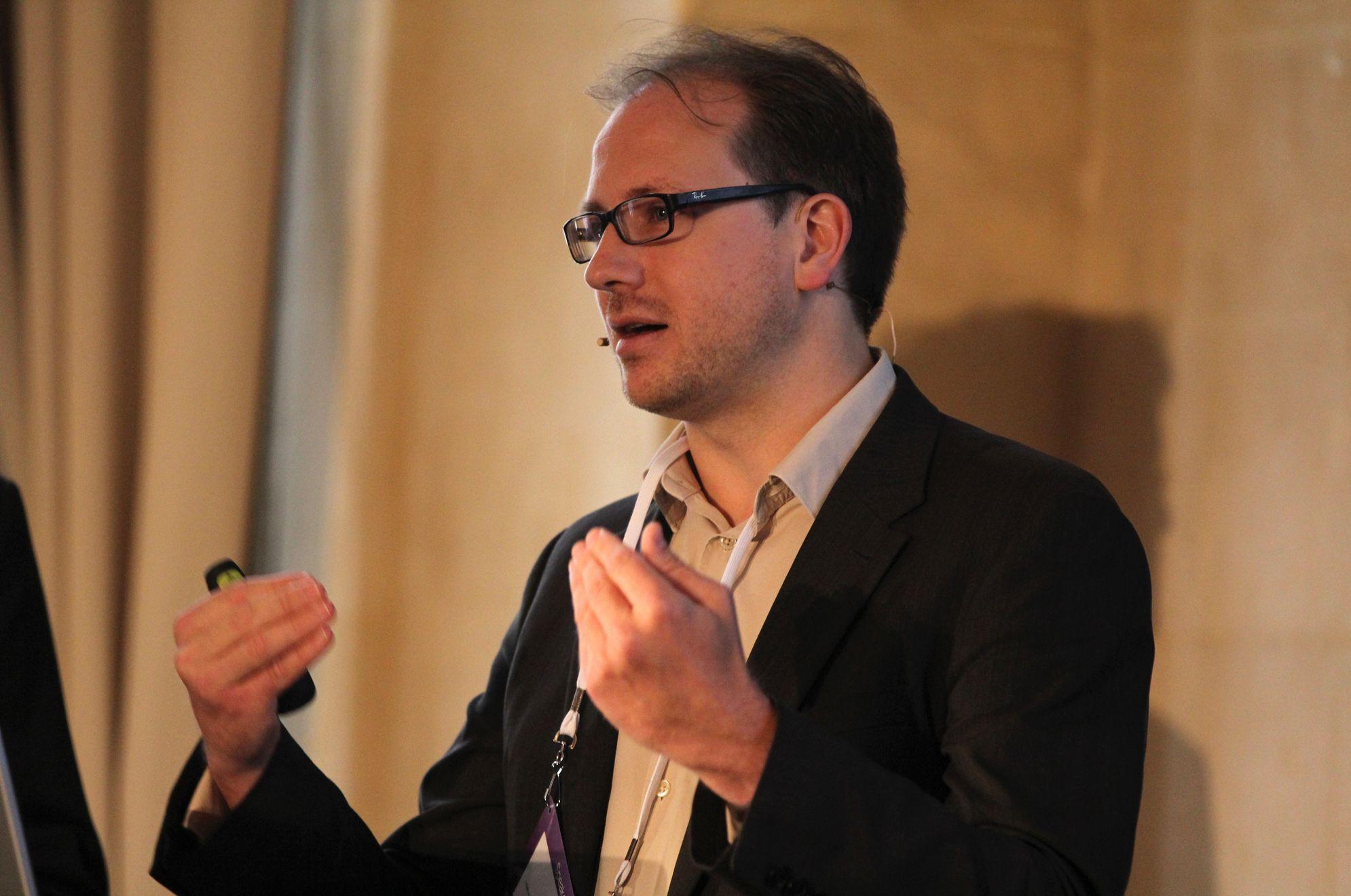 Joseph Glorieux, Directeur Octo Technology Suisse